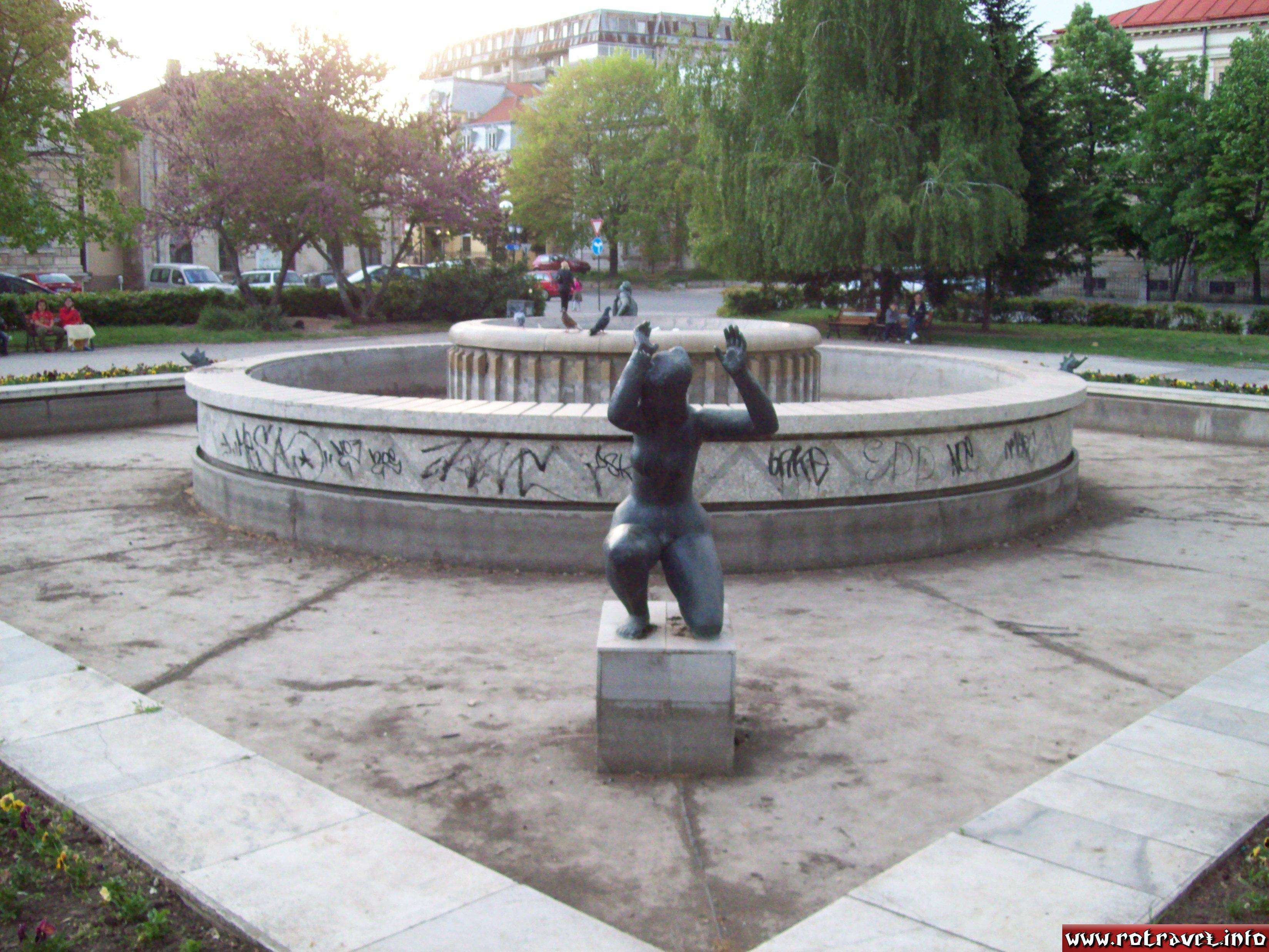 Other strange statue