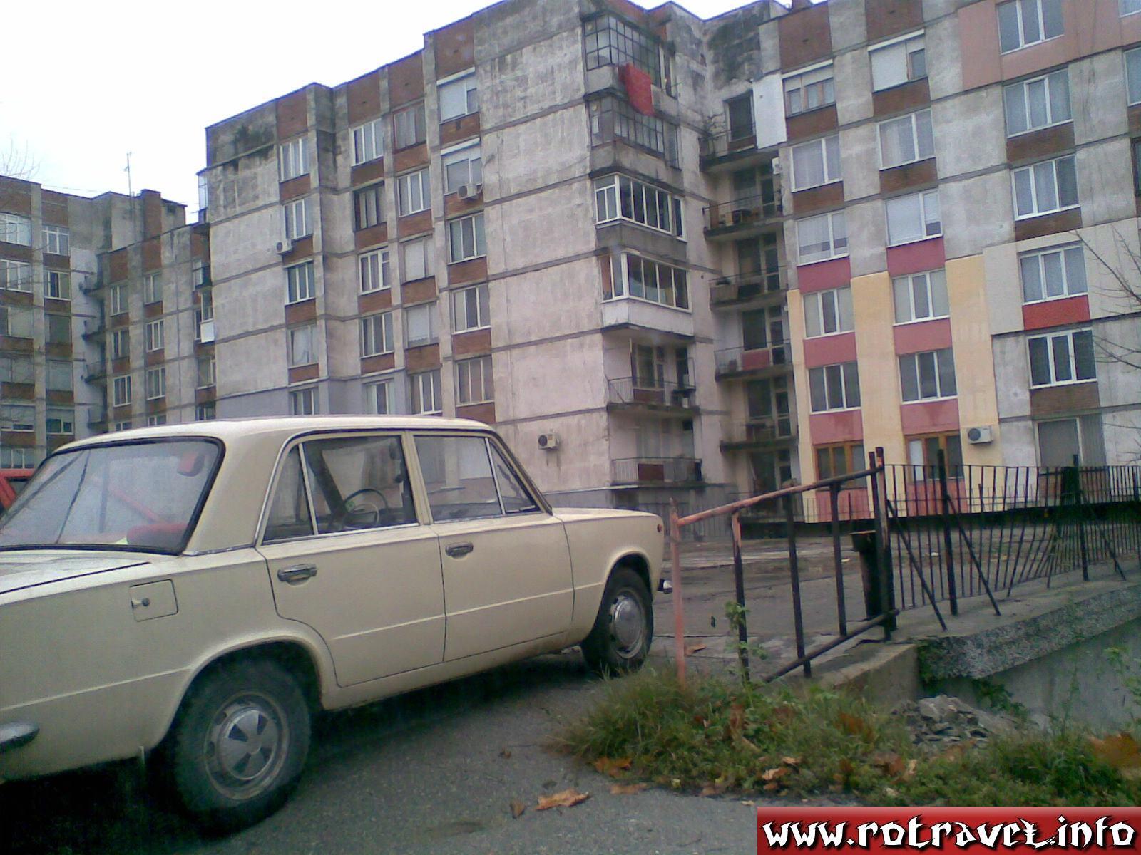 Communist blocks from the time of Todor Zhivkov