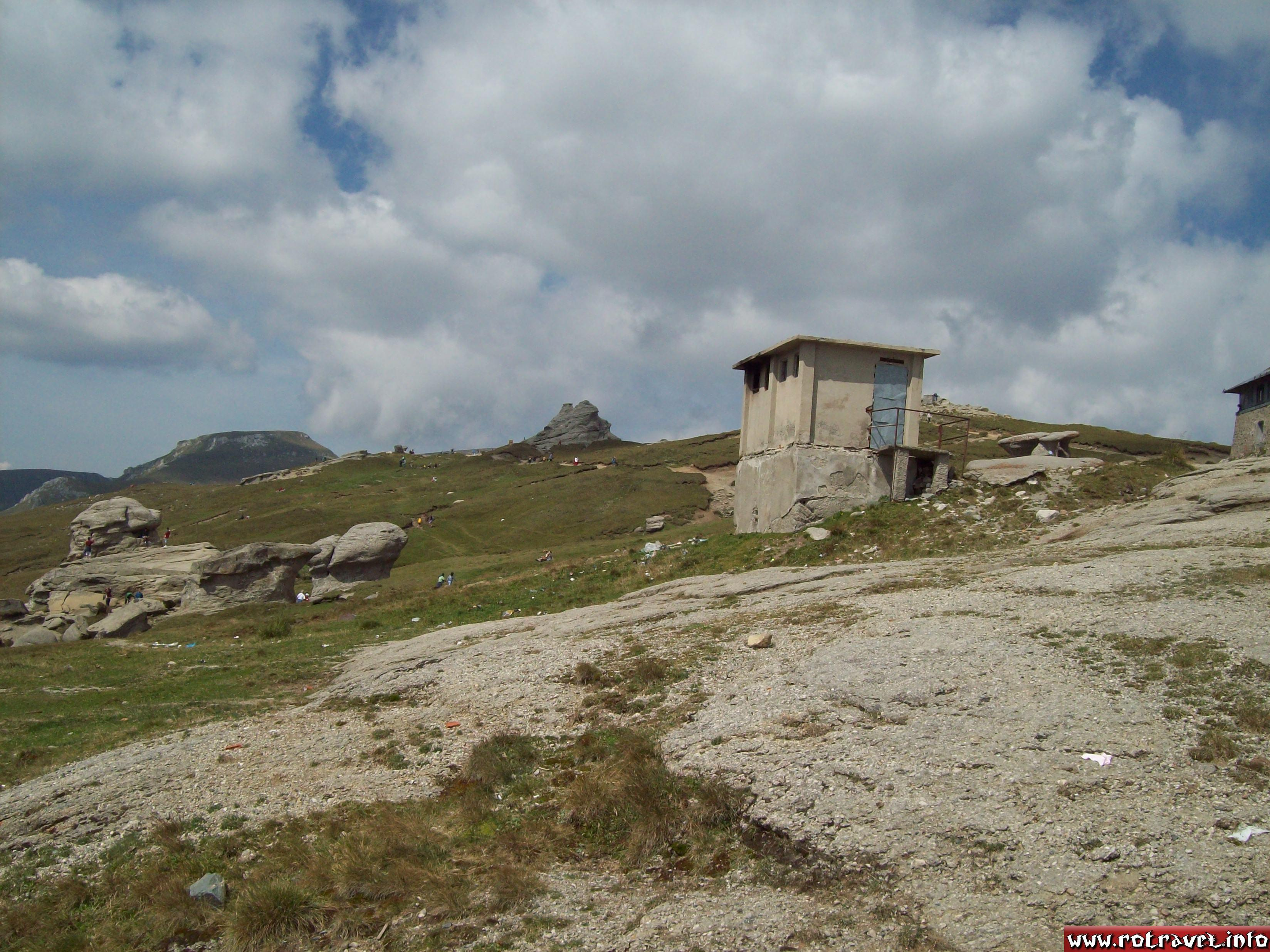 """Another """"high view"""" at 2205 meters"""