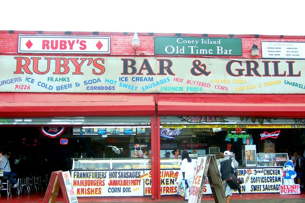 Coney Island Old Time Bar