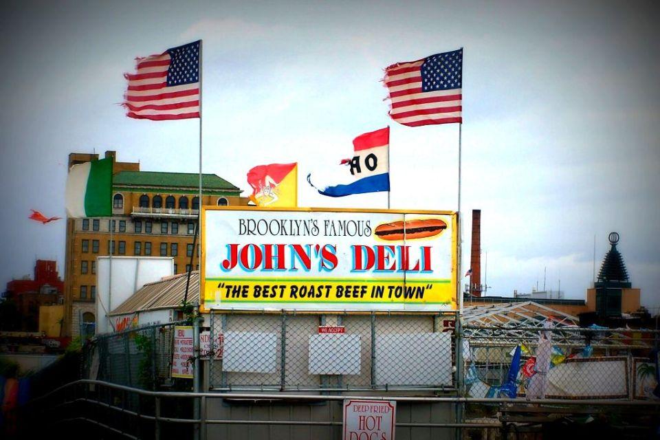 Johns Deli Coney Island