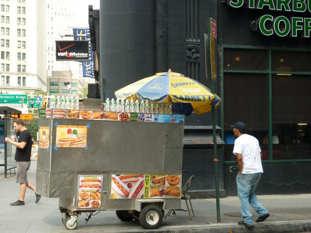 Food Cart New York