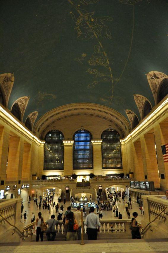 Grand Central Station Sternenhimmel-Decke