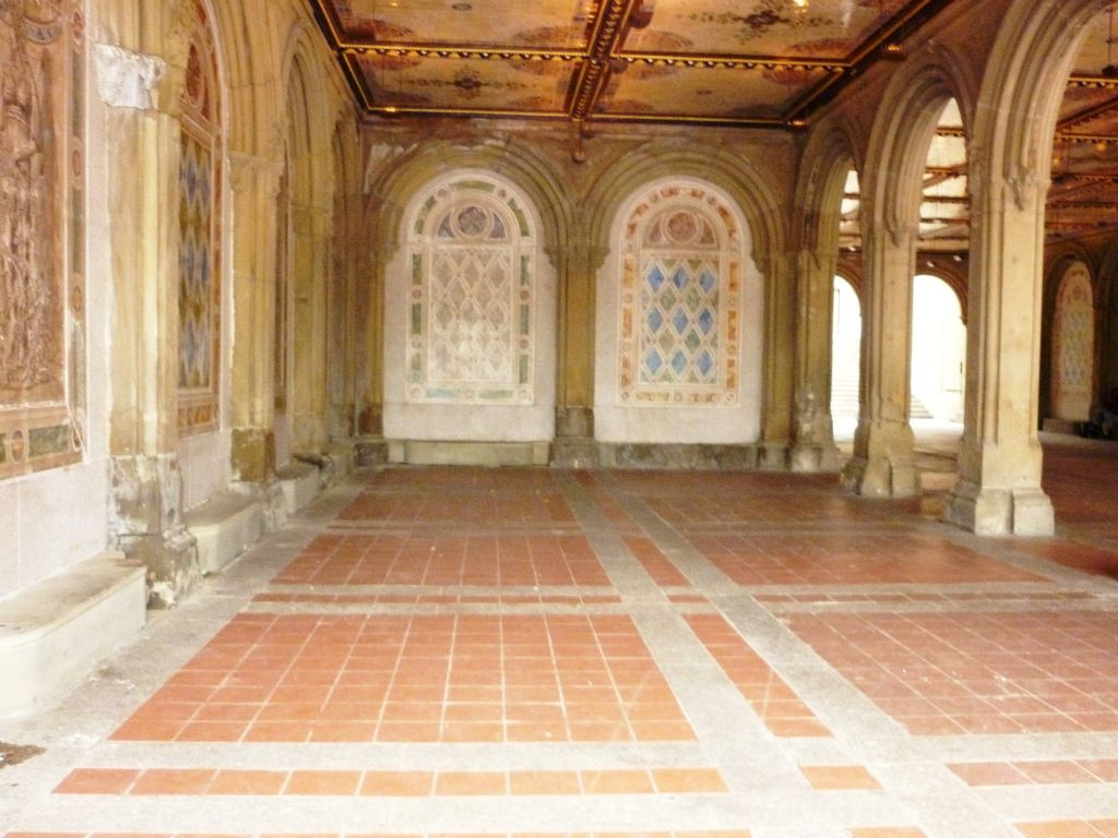 Bethesda Terrace Central Park New York
