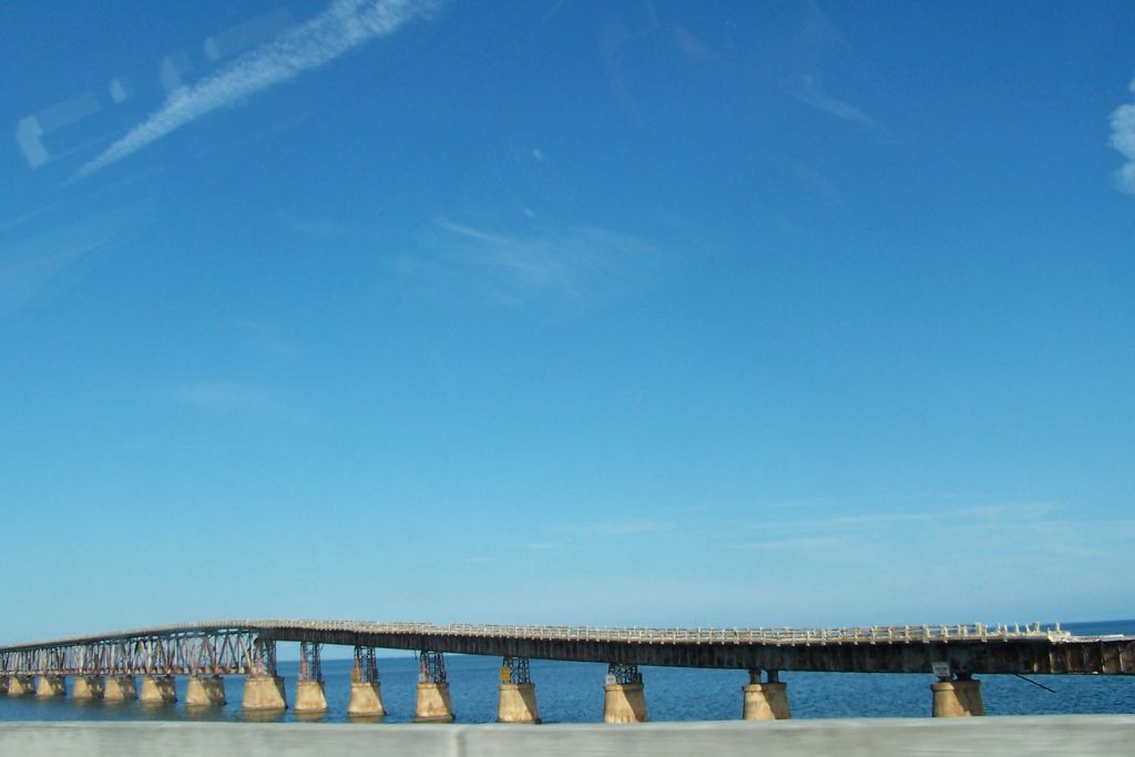 Seven Mile Historic Bridge