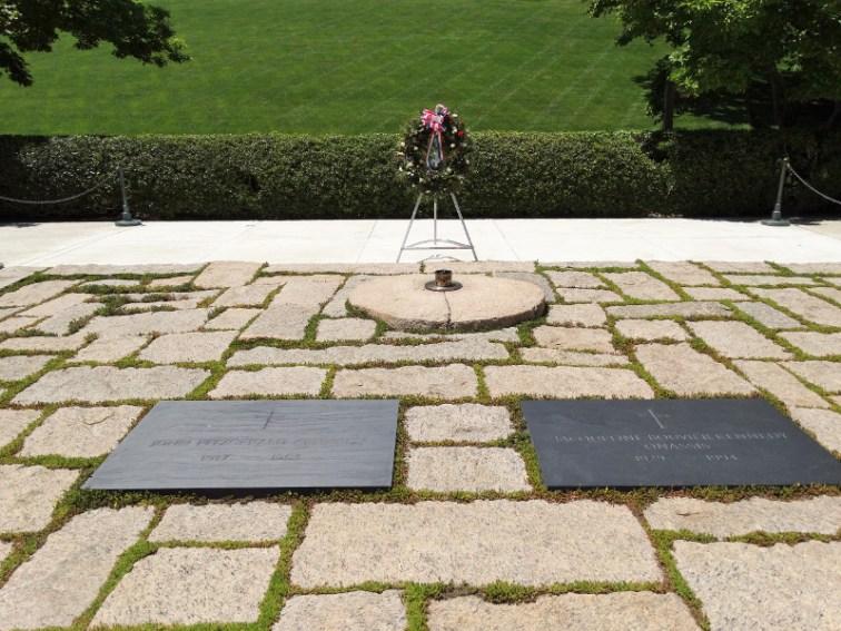 Grab von JFK Arlington Friedhof