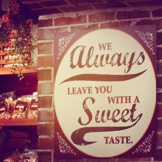 Candy-Shop River Street Savannah