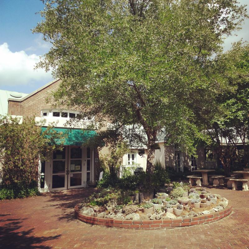 Visitor Center Cypress Gardens South Carolina