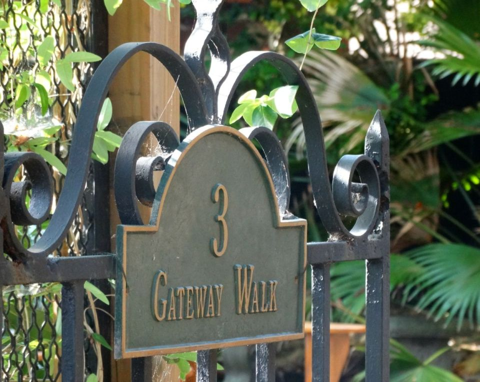 Gateway Walk in Charleston