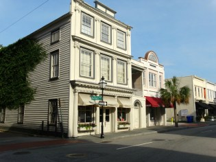 King Street shops Charleston