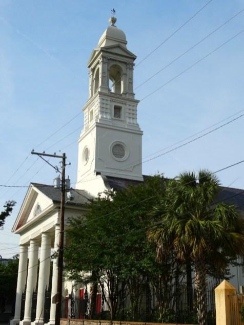 Kirche in Charleston