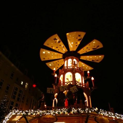 Weihnachtspyramide Münzgasse