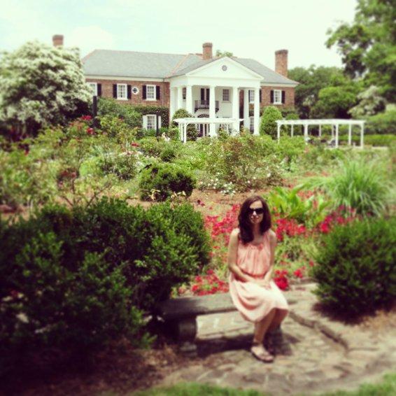 Boone Hall Plantation-Instagram