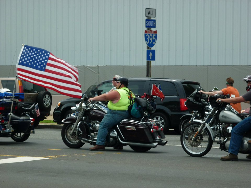 Rolling Thunder Memorial Day DC