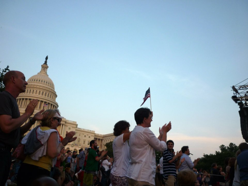 Washington DC Memorial Day Capitol