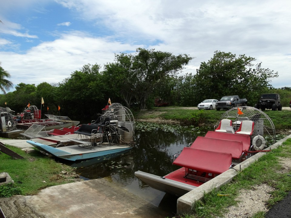 Air-Boat Everglades