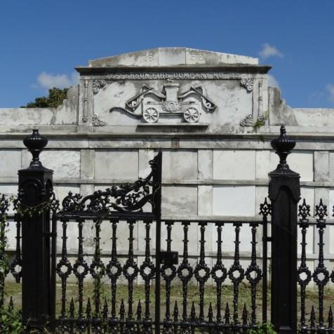 Lafayette Friedhof New Orleans