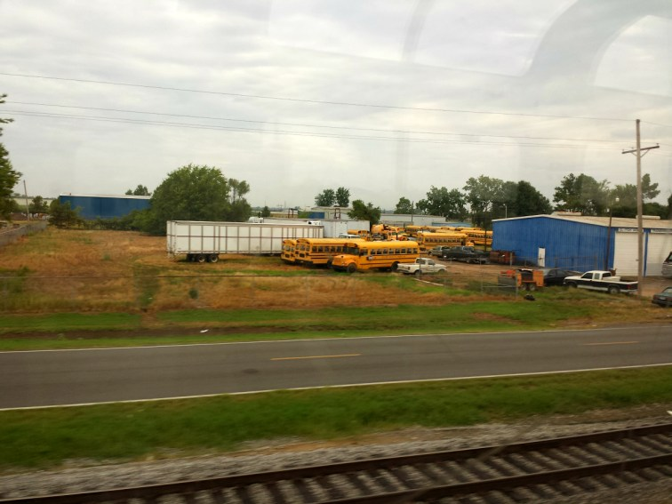 school buses usa