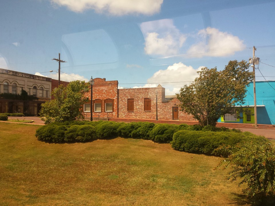 small town mississippi