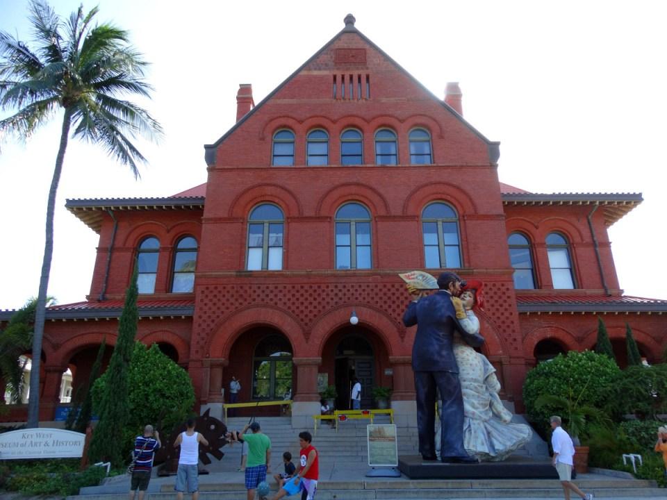 Key West Mueseum of Art and History