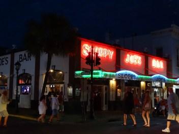 Key West by night