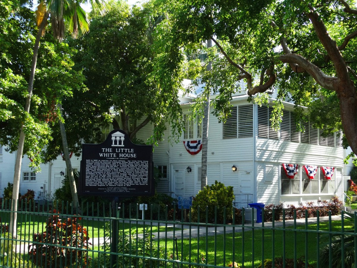 Little White House Key West