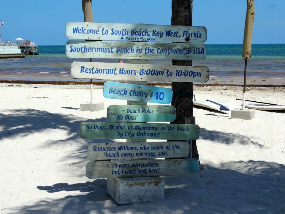 1 Tag in Key West