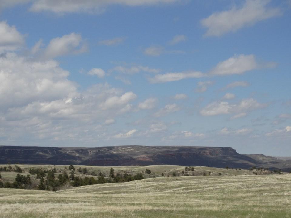Landschaft Wyoming