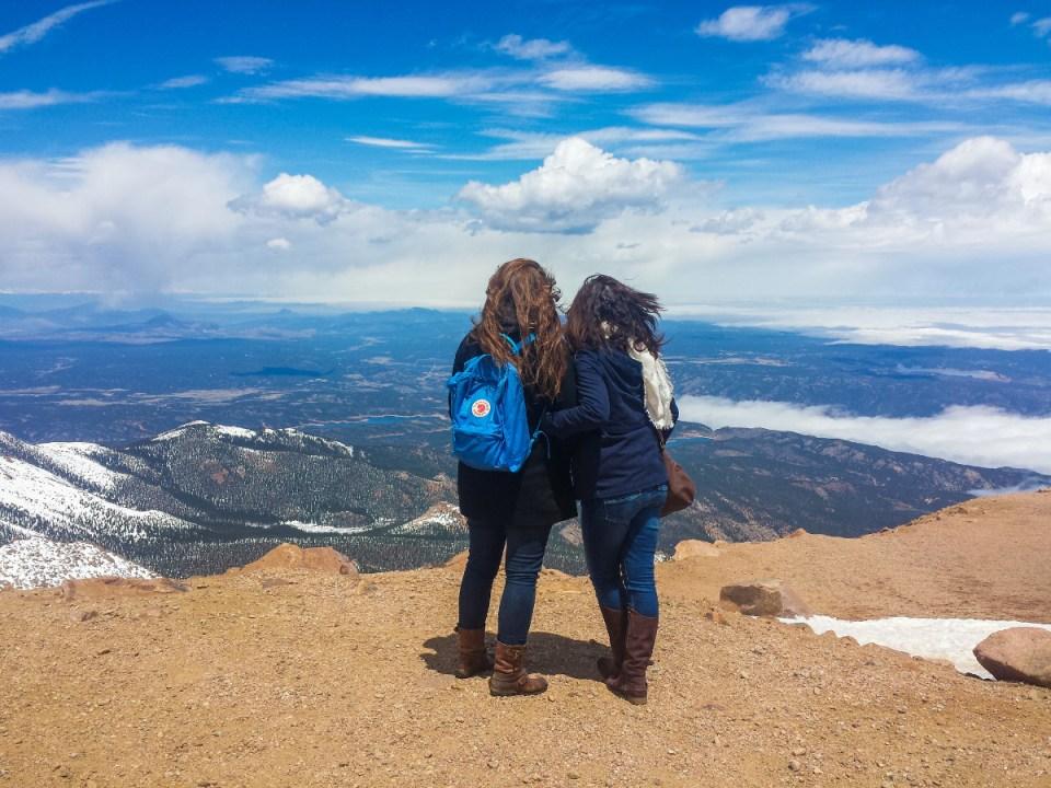 Pikes Peak Aussicht