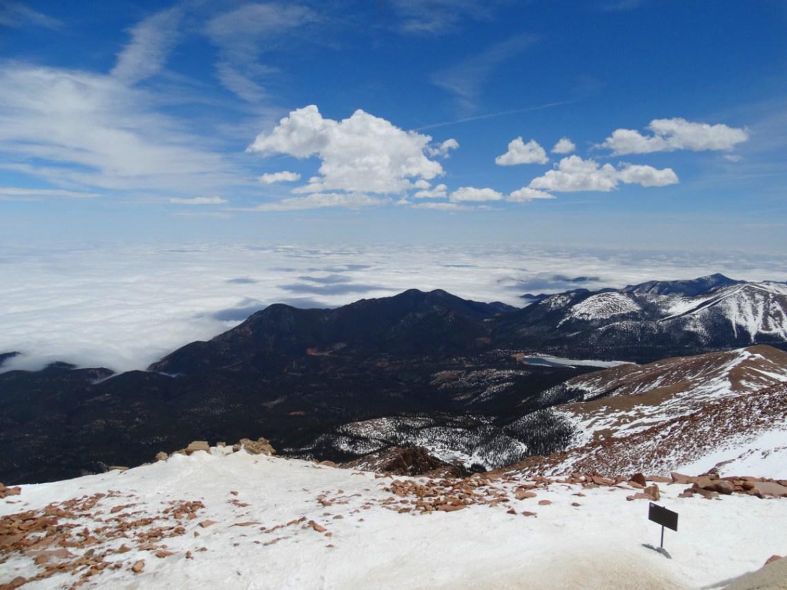 Pikes peak zahnrradbahn