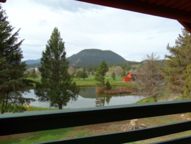 Ausblick Discovery Lodge