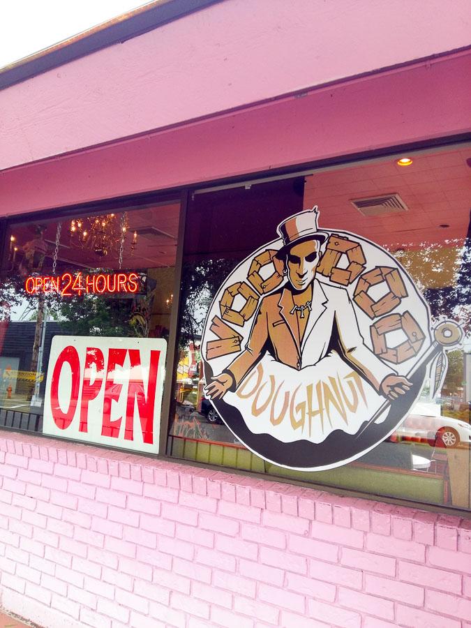 portland voodoo doughnut