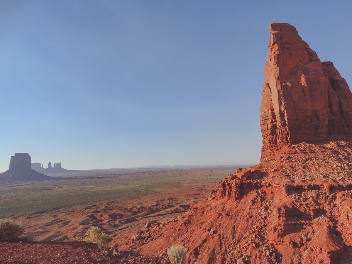 Monument Valley Artist Point