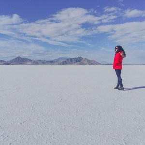 Bonneville Salt Flats Utah Salt Lake City