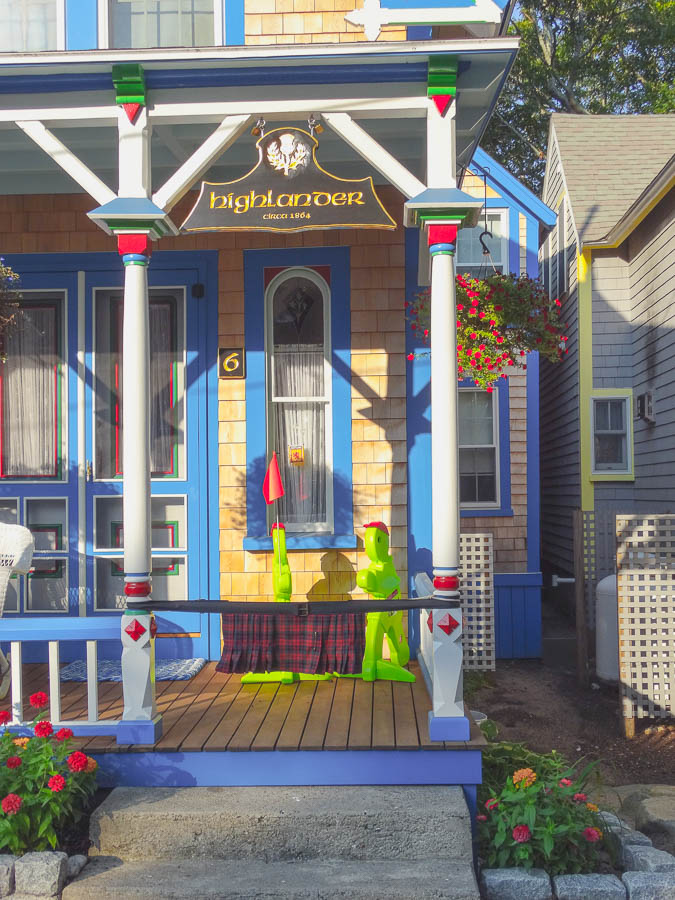 gingerbread cottage im schottischen Look marthas vineyard