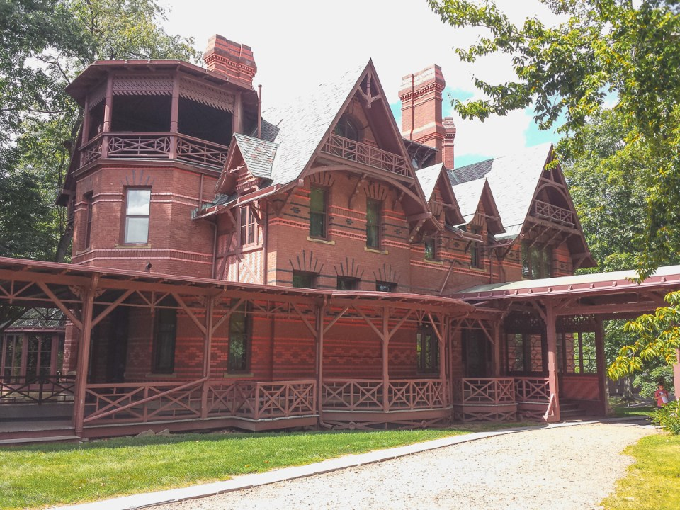 Mark Twain House & Museum, West Hartford