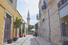 altstadt limassol zypern