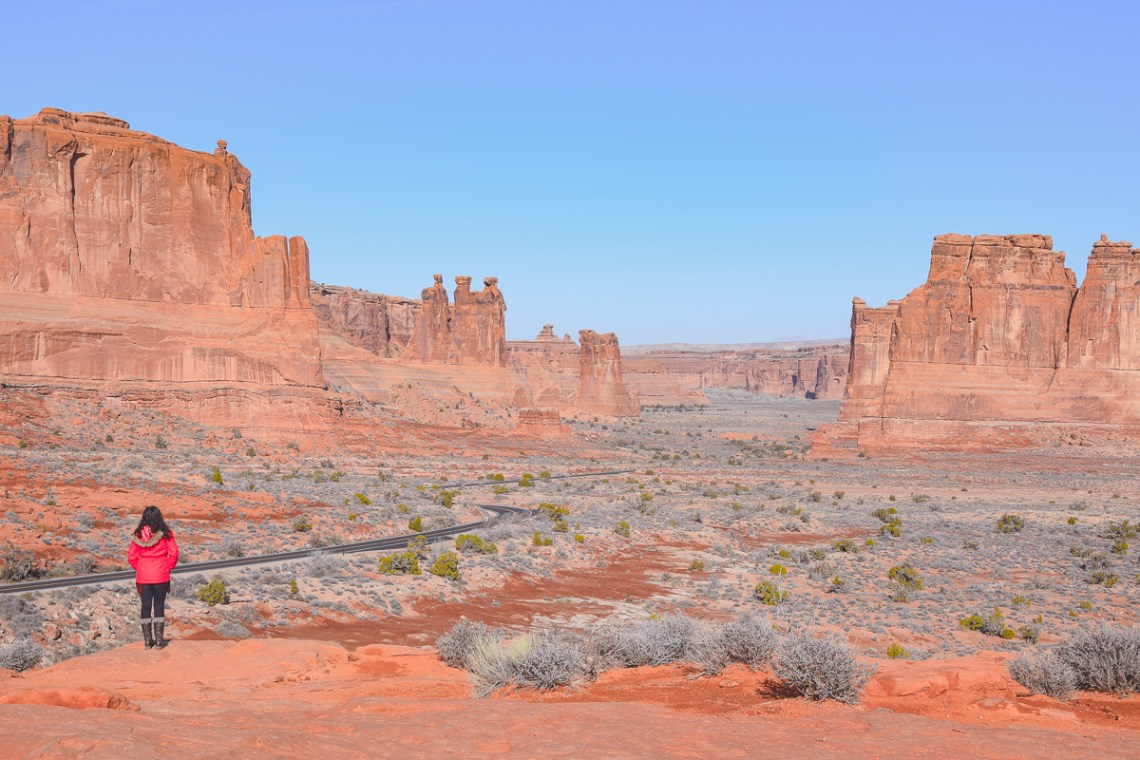Arches National Park Winter Tipps