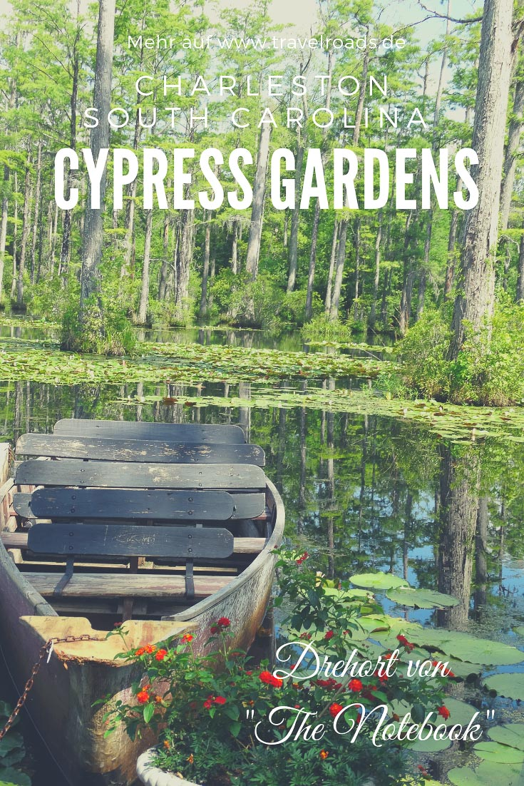 Cypress Gardens South Carolina mit dem Kanu entdecken