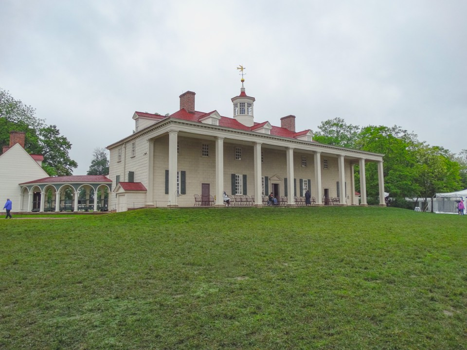 Mount Vernon - Präsident George Washingtons Landsitz