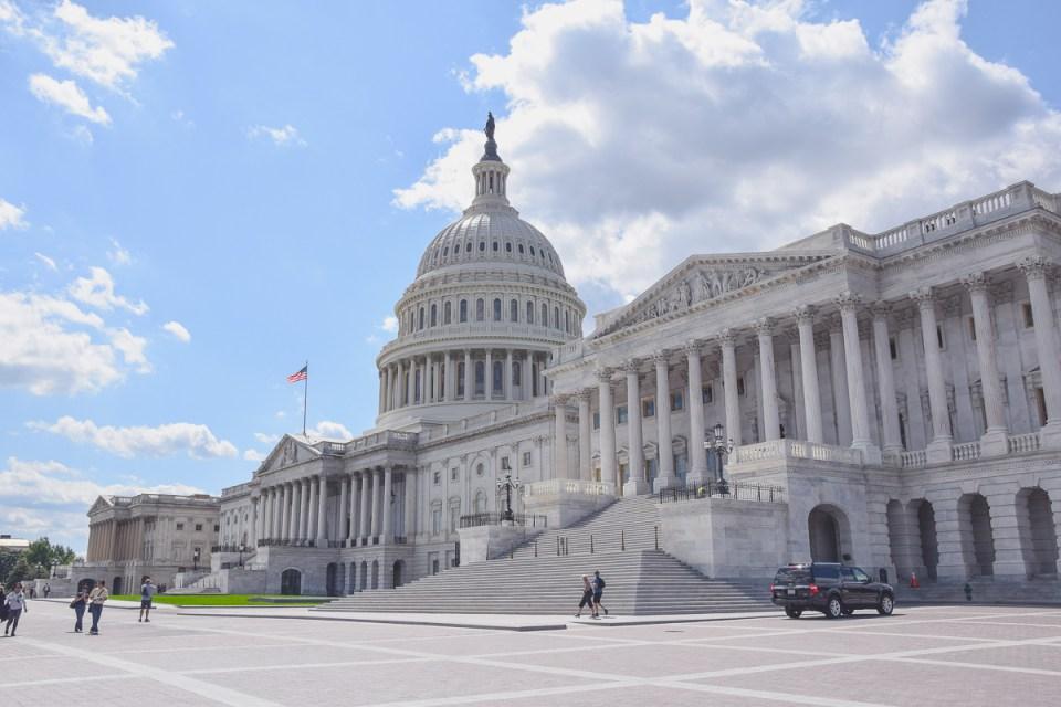 Das US Capitol