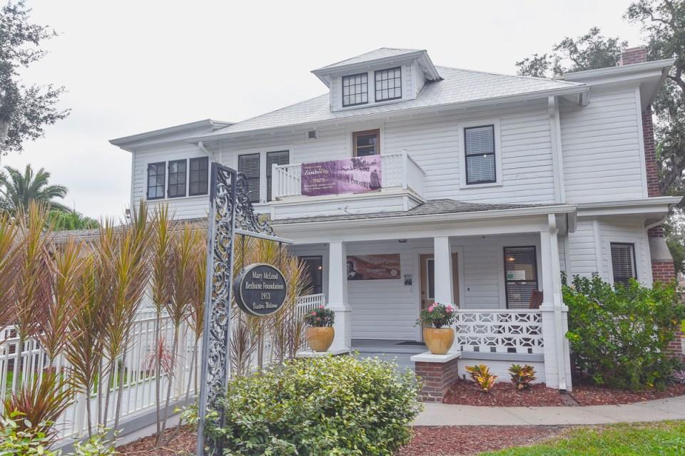 Mary McLeod Bethune Museum