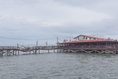 2019 - geschlossen da die Brücke durch einen Hurrikan zerstört wurde