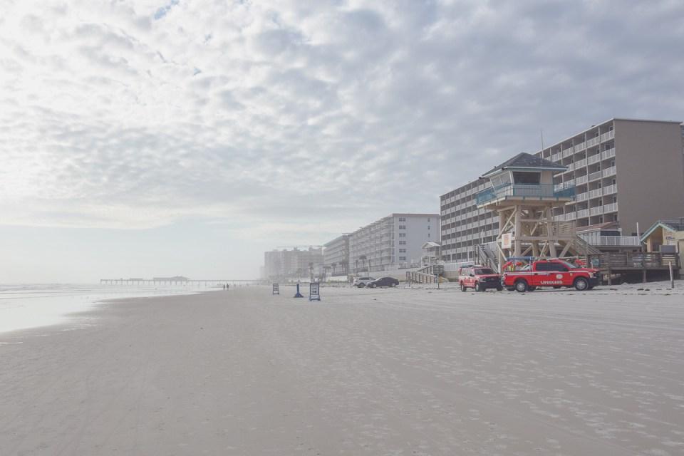 Daytona Beach Sonnenaufgang