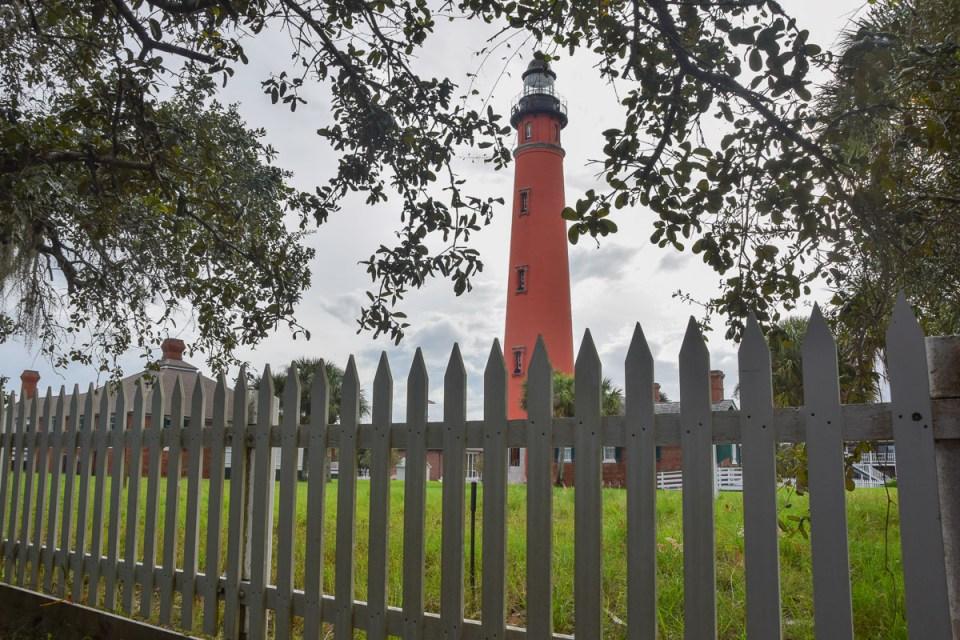 Ponce de Leon Inlet Leuchtturm Florida