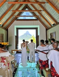 Tying the Knot in Tahiti – Weddings Are Now Legal for Couples (1/2)