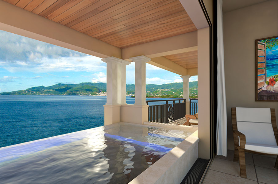 Sandals LaSource Grenada (3/4)