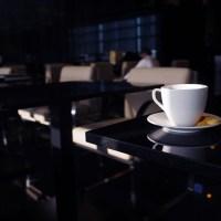 羽田空港 国際線ターミナル ANA ラウンジ 早朝珈琲一杯