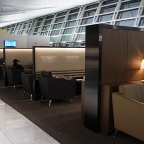 仁川空港 大韓航空 ラウンジ・・・の前に大問題