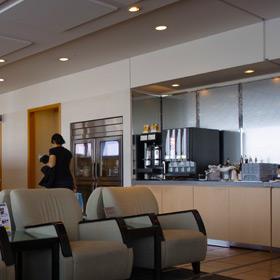関西空港 ANA 国際線ラウンジを初探索